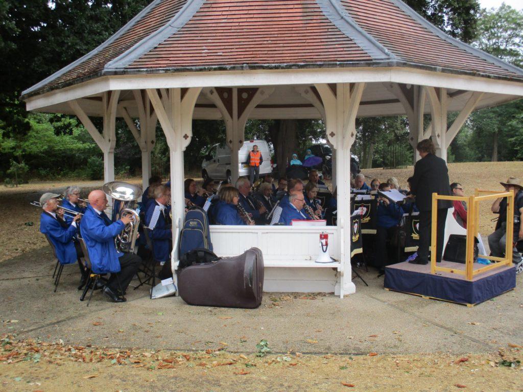 Christchurch Park Bandstand